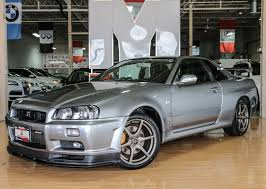 used 2001 nissan skyline for sale north york on