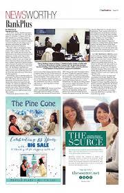 Newspaper Wedding Program The Northside Sun