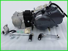 125cc 4 up manual clutch lifan engine motor dirt pit bike atomik