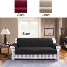 Black Sofa Slipcover by Best 20 Pet Couch Cover Ideas On Pinterest Pet Sofa Cover