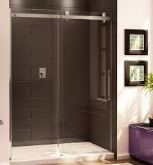 Fleurco Shower Door Novara In Line 48 Shower Door