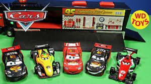 disney pixar cars 3 carbon series vehicles including lightning