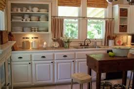 cheap kitchen makeover ideas before and after painted kitchen cabinets hgtv small kitchen