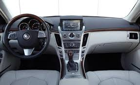 cadillac cts 2008 interior 2008 cadillac cts photos and wallpapers trueautosite