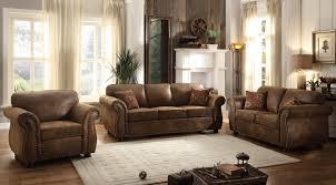 Brown Livingroom Loon Peak 3 Piece Living Room Set U0026 Reviews Wayfair