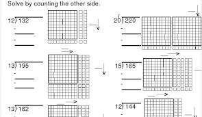 crewton ramone u0027s blog of math base ten block division worksheets