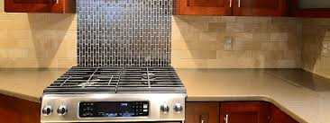 pictures of backsplashes in kitchens travertine backsplash for kitchen designs backsplash com
