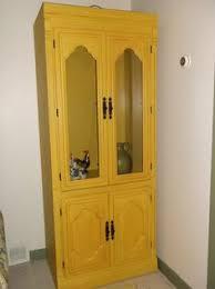 Used Curio Cabinets Santa Fe 4 Door Curio Cabinet Curio U0027s Cabinets And Cupboards
