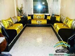 mousse pour canapé marocain tissu pour salon marocain moderne simple tissu pour salon marocain