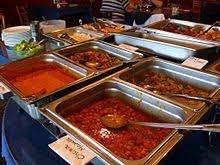 traditional buffet buffet