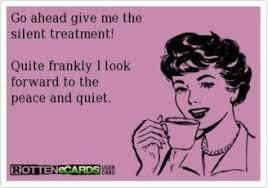 Silent Treatment Meme - when the sociopath stonewalls you psychopath resistance