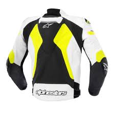 white leather motorcycle jacket alpinestars celer leather motorcycle jacket new 2016 ebay