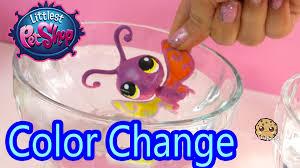 diy color change littlest pet shop fun easy painting craft do it