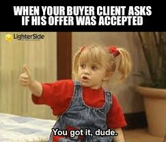 Open House Meme - babies sum up real estate better than any realtor could