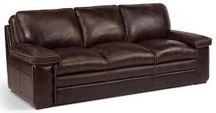 flexsteel latitudes penthouse casual sofa with pillow top
