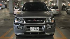 mitsubishi 2000 mitsubishi pajero super exceed 2000 walk around youtube