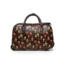 small travel bags images Ladies fashion designer large size quality butterfly luggage jpg