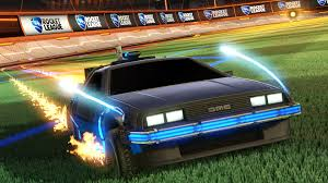 minecraft sports car rocket league back to the future car pack on steam