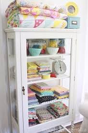 Quilt Storage Cabinets Quilt Storage Perhaps Painted A Soft Cream Home Inspiration