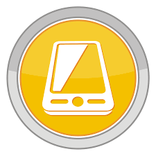 vector for free use phone icon