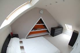 Loft Bedroom Design Ideas Interesting Attic Bedroom Design Ideas - Loft conversion bedroom design ideas