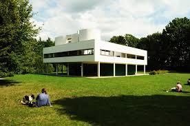 Villa Savoye Floor Plan Ad Classics Villa Savoye Le Corbusier Archdaily