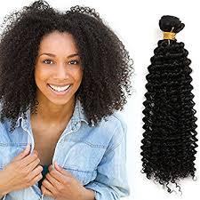 mongolian hair virgin hair afro kinky human hair weave amazon com onedor unprocessed virgin mongolian afro kinky curly