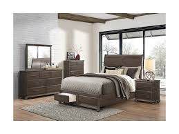 united furniture industries 1026 rustic queen sleigh bed with