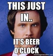 Dub Meme - unique beer o clock meme kayak wallpaper