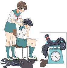 forced haircut stories 22 best hair fetish images on pinterest long haircuts shorter