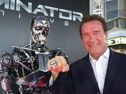 Terminator Halloween Costume Rocky Root Terminator Entertainment Photos