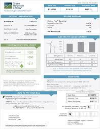light bill assistance programs texas residential bill green mountain energy company