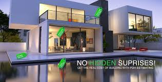 pdh estimating residential estimating service for builders
