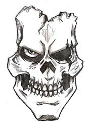 25 unique skull drawings ideas on pinterest realistic drawings