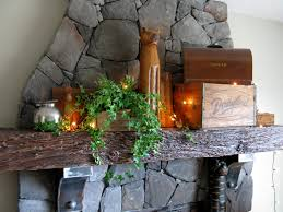 creating an old world cultured stone fireplace without