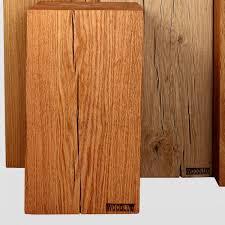 wood block oak blocks as a wooden stool 100 solid in many sizes