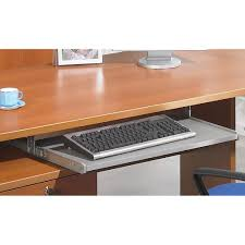 tablette coulissante bureau salon tv hifi multimédia tablette coulissante clavier