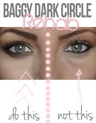 damage control the absolute best way to diminish baggy under eyes and dark circles