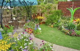 Backyard Flower Bed Ideas More Landscape And Garden Design Ideas And Improving Values