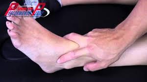 Anterior Fibular Ligament Ankle Palpation Youtube