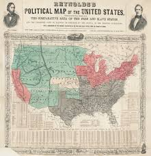 Political Map United States by Reynolds U0027s Political Map Of The United States Designed To Exhibit