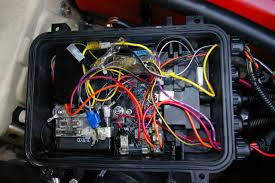 electrical problem with 2001 polaris virage