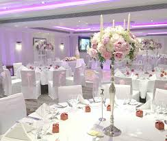 wedding backdrop london pink and lilac wedding table with flower arch backdrop with
