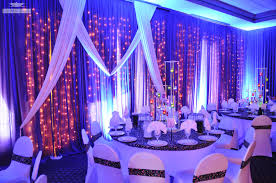 party decorations venues