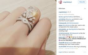 What Finger Does The Wedding Ring Go On by Inside Chinese Star Angelababy U0027s 31 Million Wedding In Shanghai