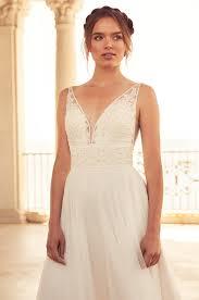 empire wedding dress flowing empire wedding dress style 4788 blanca