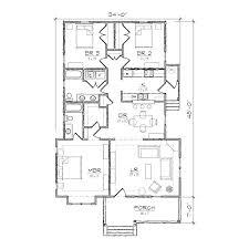 cottage floorplans dawson iii cottage floor plan tightlines designs