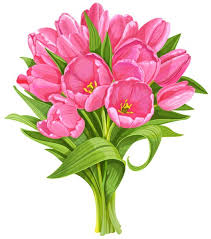 Tulip Bouquets Cliparts Tulip Bouquet Free Download Clip Art Free Clip Art