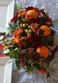 thanksgiving flower arrangement diy thanksgiving