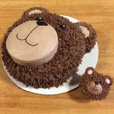 photo 5 bear cupcakes teddy bear cupcakes and bear face